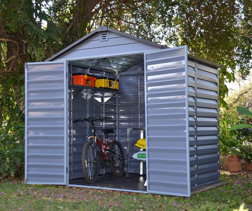 Plastic Garden Sheds New Product Range Available