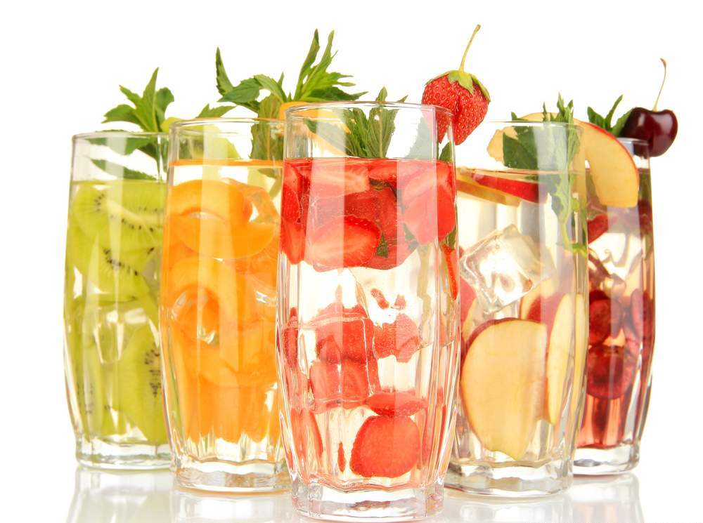 filtered water drinks