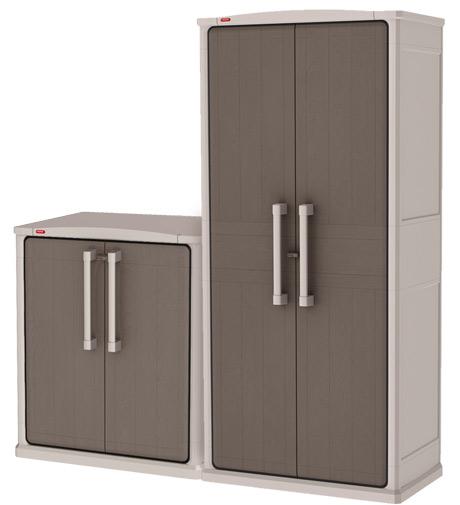 New outdoor storage cabinets sydney garden products