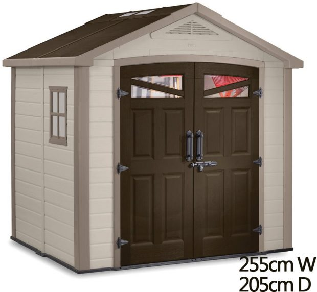 Anchor Kit For Keter Plastic Shed