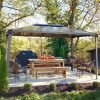 MARTINIQUE GAZEBO 4.3M x 3M