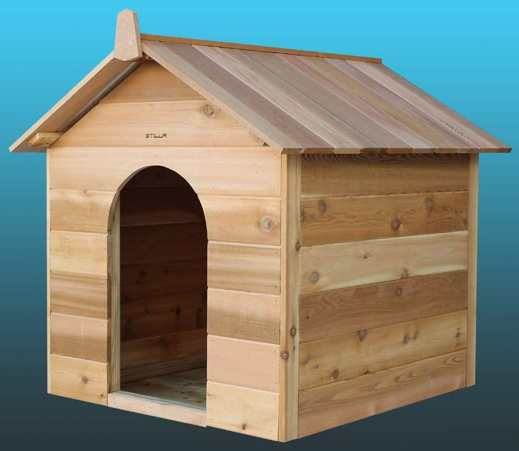 Cedar pet husky 3x3 dog kennel sydney garden products for Dog kennel greenhouse
