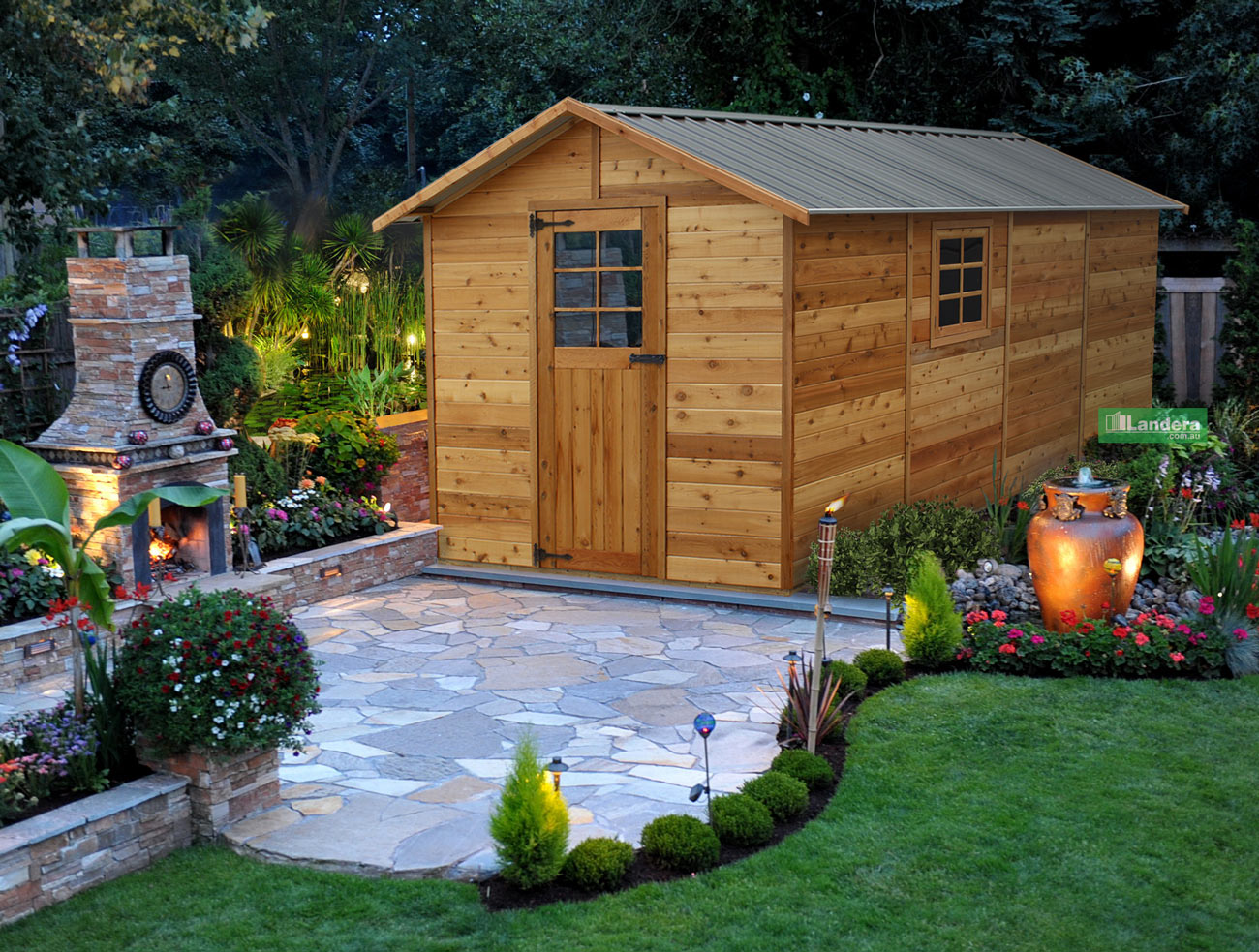 Timber Garden Sheds - Sydney Garden Products