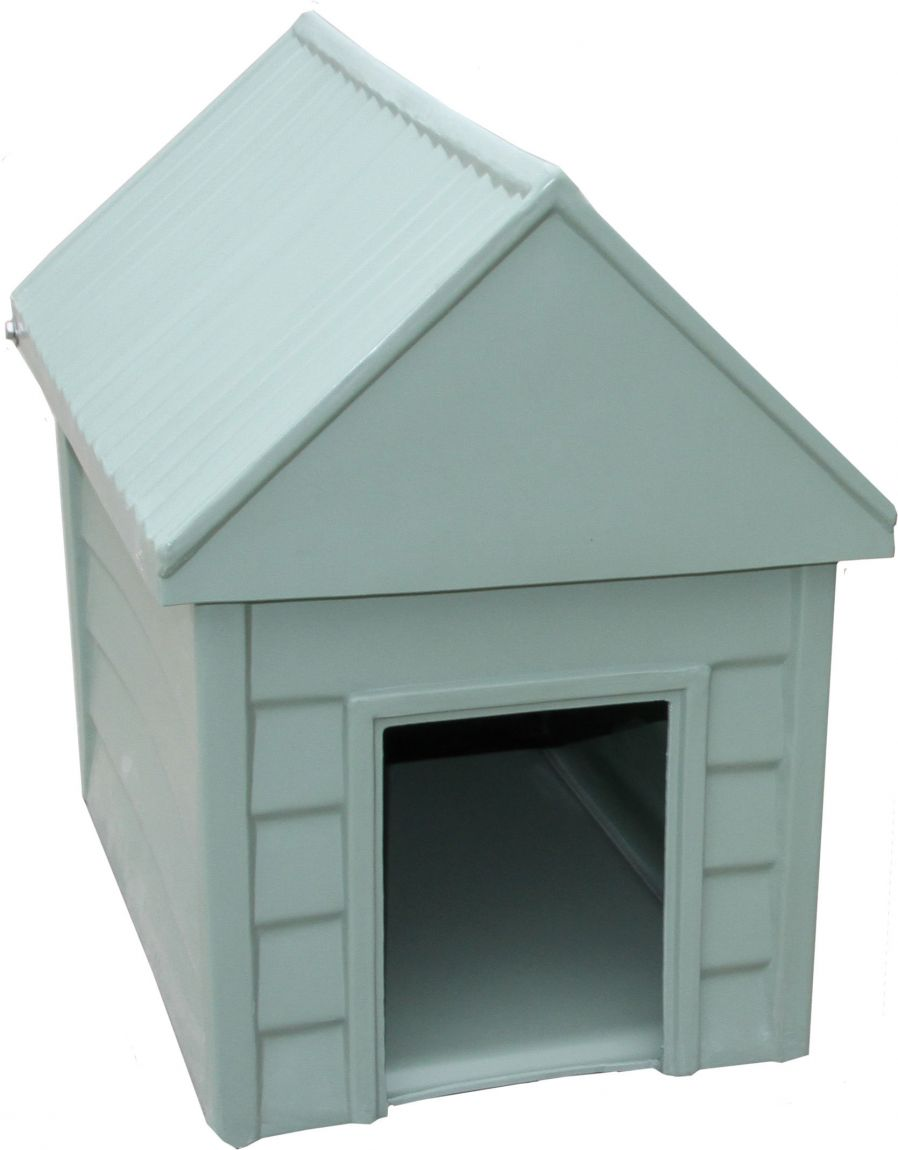 Doghouse 2 dog kennel sydney garden products for Dog kennel greenhouse